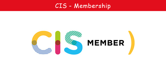 Membership of The Council of International Schools (CIS).
