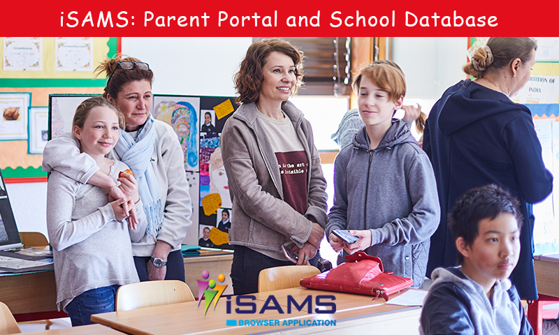 iSAMS: School Database and Parent Portal