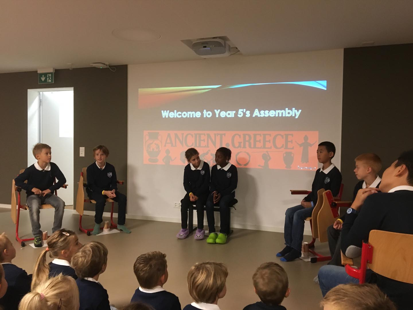 Assembly - Cubs & Minis